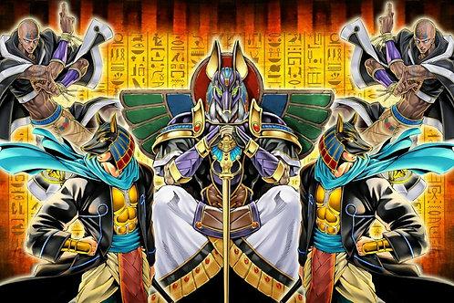 Gravekeeper's Yu-Gi-Oh! Deck