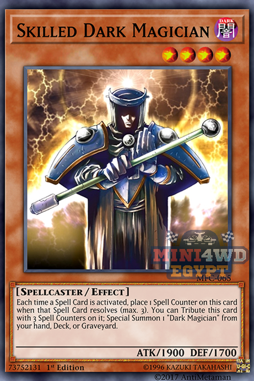 Skilled Dark Magician