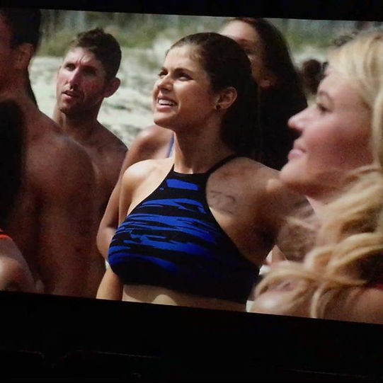 When you don't make the #baywatch team!