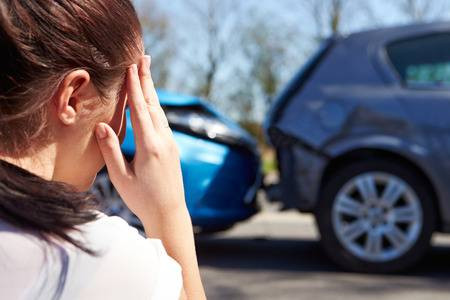 What do I do if I've been in an accident?
