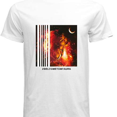 AURA Cover Art T-shirt