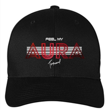 #FeelMyAURA, Autographed Dad Hat