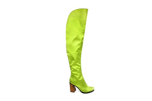 ROYAL TRASH BOOT CETIM VERDE