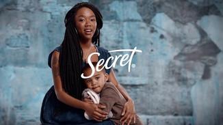 Secret Deodorant - Mothers Day Ad