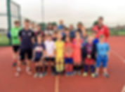 Football youth club