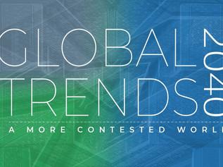 """""""Глобальні тенденції-2040: Світ у якому буде більше протиборства"""""""
