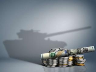 Хто і скільки витрачає на оборону в світі?