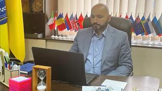 Хусамеддін Аль-Халавані взяв участь у Глобальному саміті Міжнародного політичного форуму.