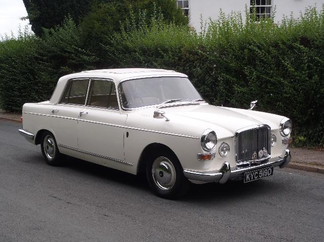 Vanden Plas Princess R 1966