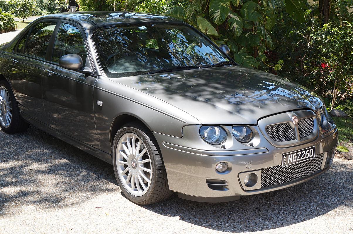 MG ZT 260 Series 1 2004