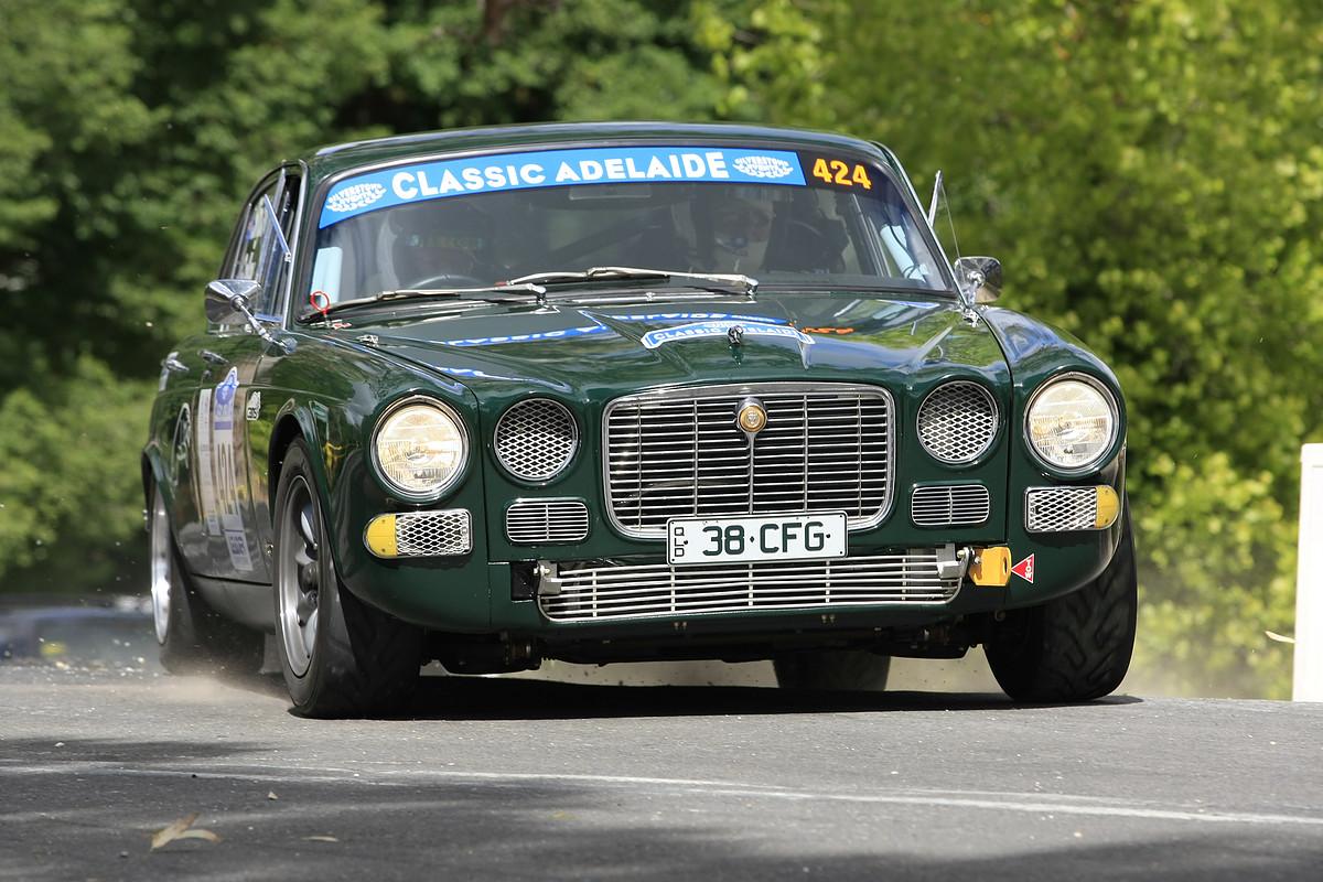 Jaguar Sprinter 1970