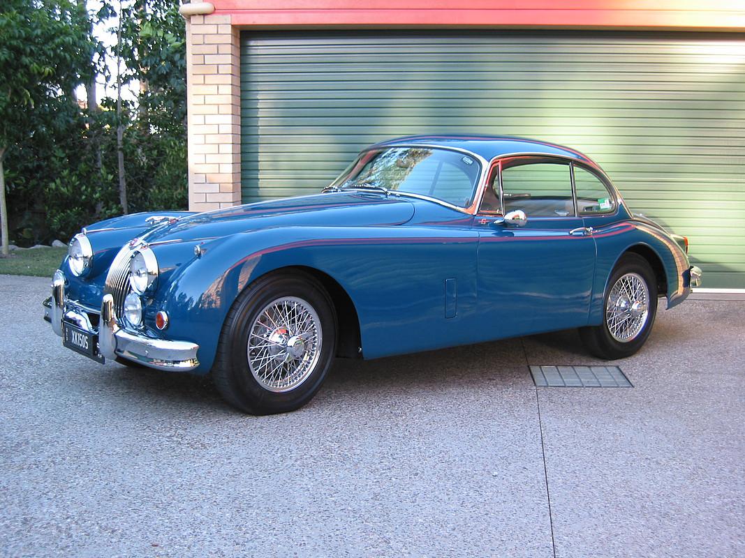Jaguar XK 150S 1960