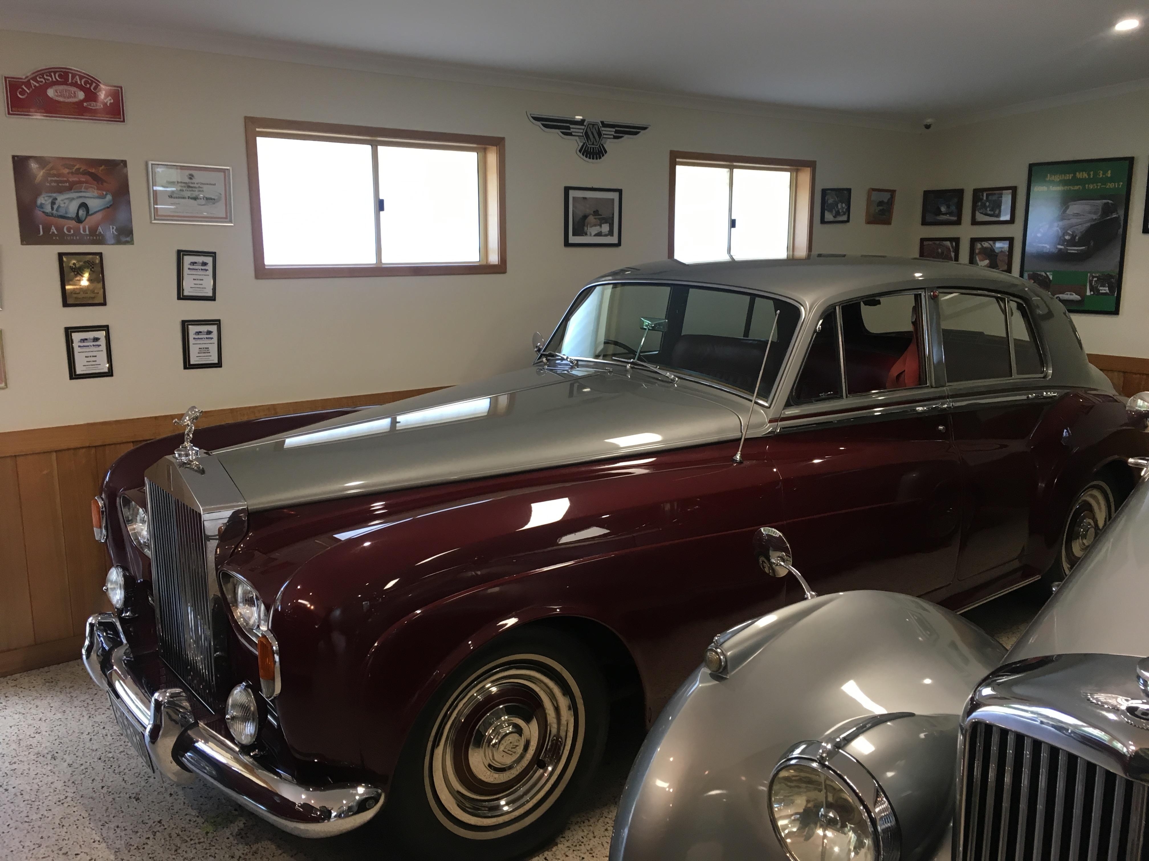 Rolls Royce Silver Cloud III 1965 4