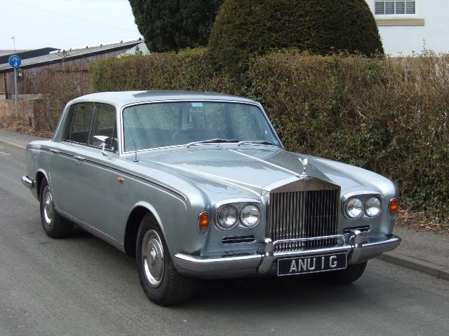 Rolls Royce Silver Shadow 1 1968