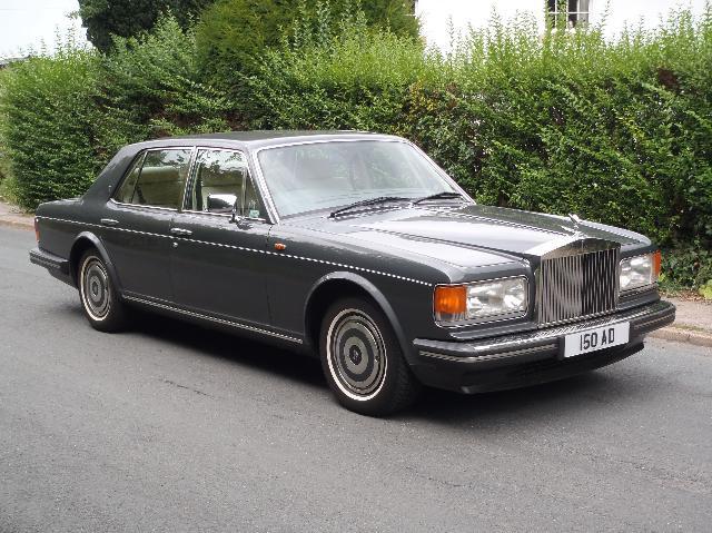 Rolls Royce Silver Spirit 1988