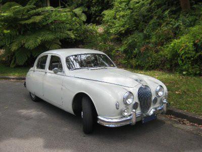 Jaguar Mk 1 1956
