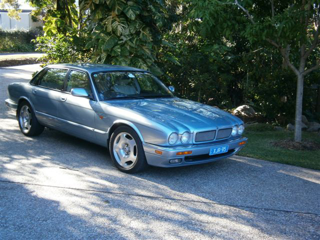 Jaguar XJR 1995