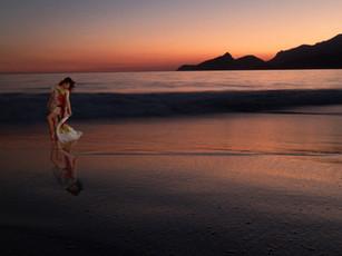 dayana ao por do sol na praia-1.jpg