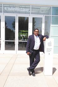 Visit to Apple Headquarters