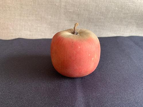 Antique Silk  Apple Pin Cushion