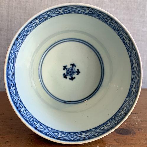 19th C Chinese Brush Pot