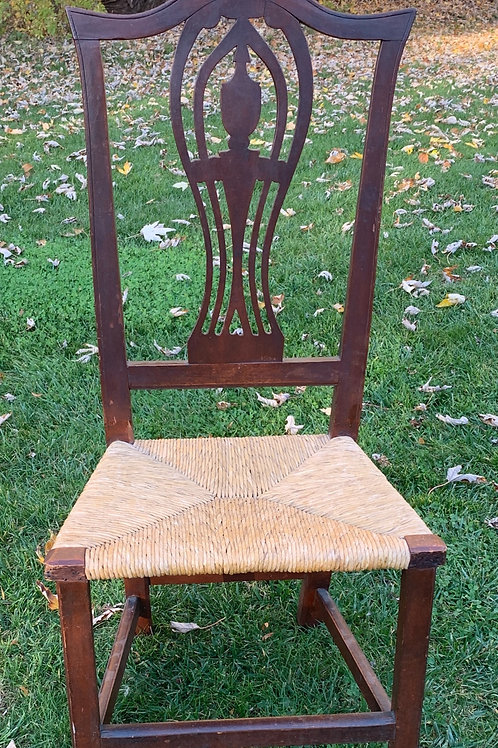 Period Country Hepplewhite Chair