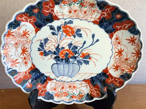 Chinese Imari Platter
