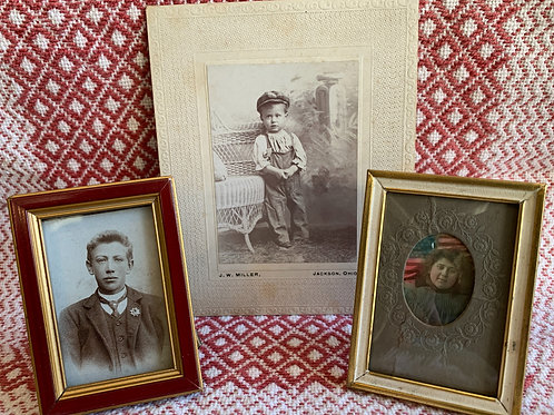 Group of Pictures and Frames