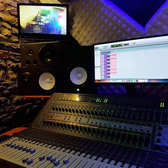 Drum Recording Bristol