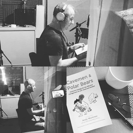 Cavemen and Polar Bears - Great to have Andy in the book voicing his own book. Audio book