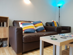 Bare Wall Studios Reception Sofa
