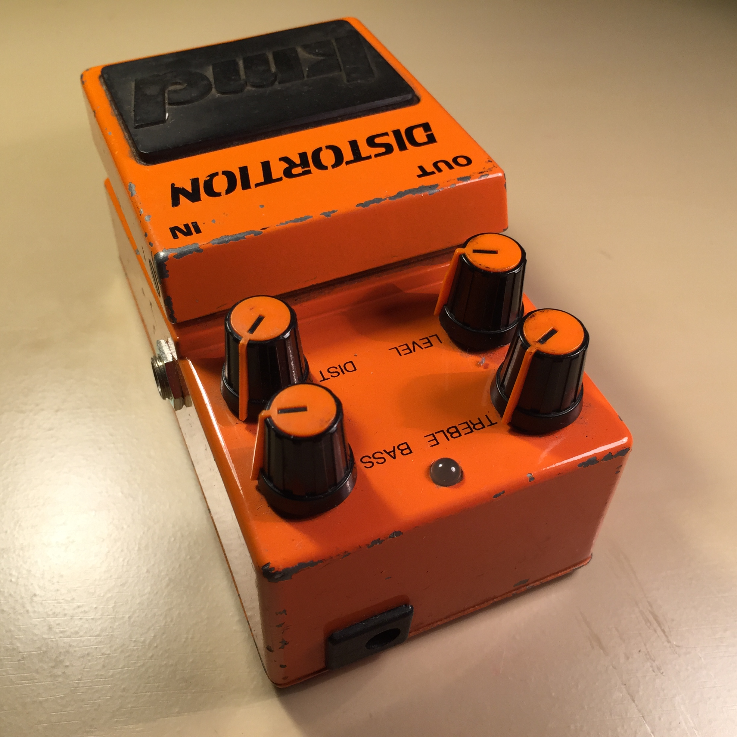 KMD DISTORTION