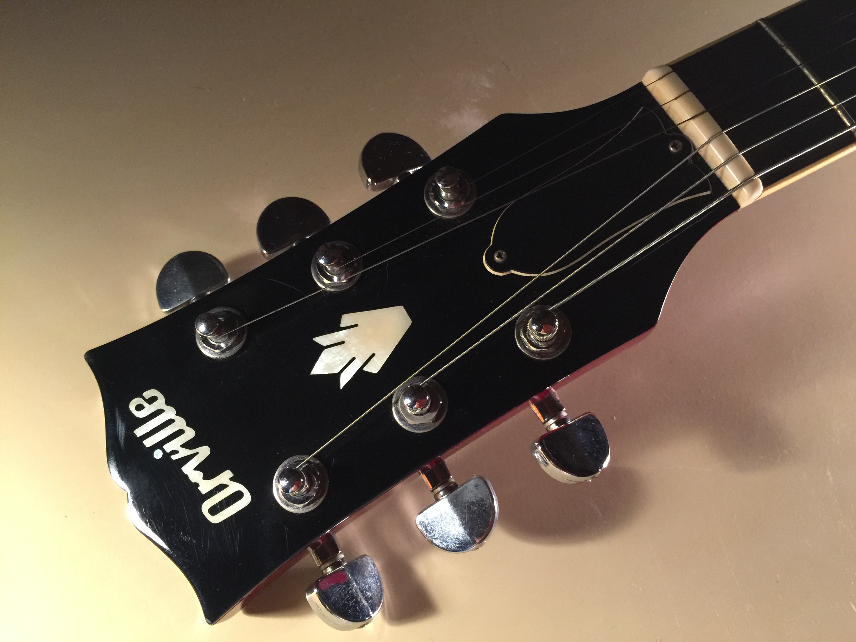 Orville by Gibson ES335