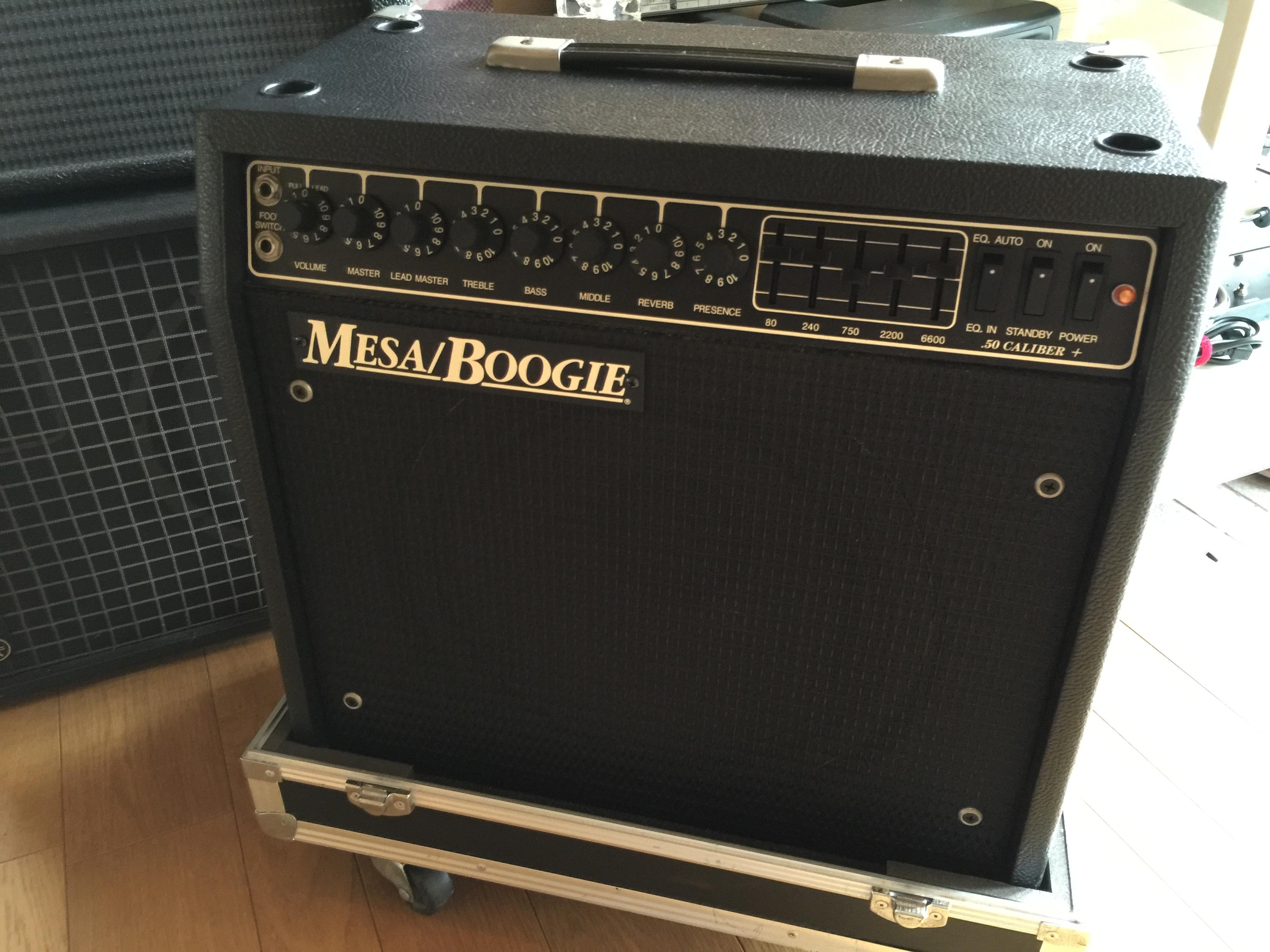 Mesa/Boogie 50 Caliber +