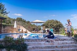 Art Retreat at Bleverde Crete-3