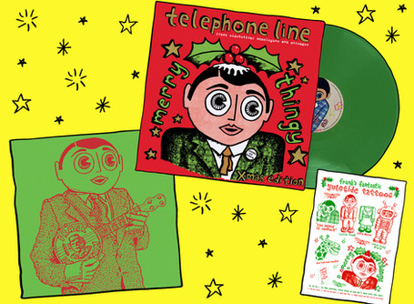 Telephone Line: Monologues and Messages (Xmas Edition)