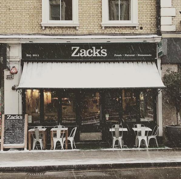 Zacks London