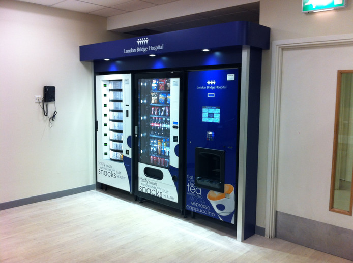 Vending Surround by Dupont Latour