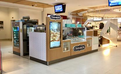 Food Kiosk by Dupont Latour
