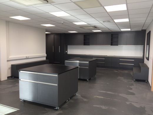 Product Development Kitchen by Dupont Latour