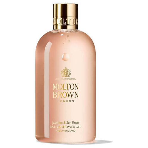 JASMINE & SUN ROSE BATH & SHOWER GEL