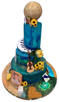 Tribute Cake
