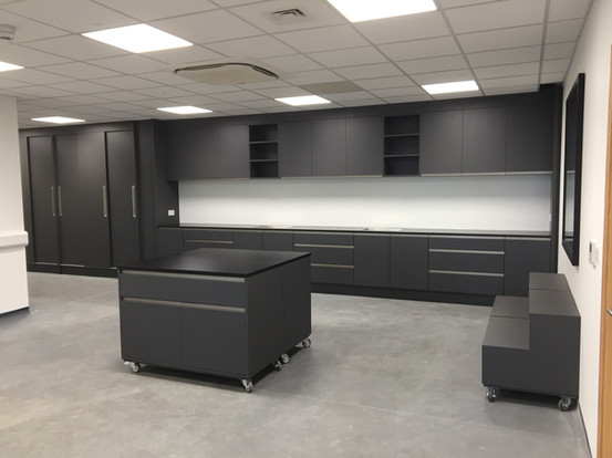Product Development Kitchen Design and Fit out by Dupont Latour