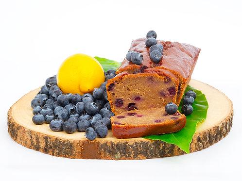 Blueberry and lemon Loaf