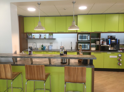 Hospitality Catering Modern Kitchen by Dupont Latour
