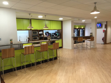 Gurnsey Fit Out by Dupont Latour