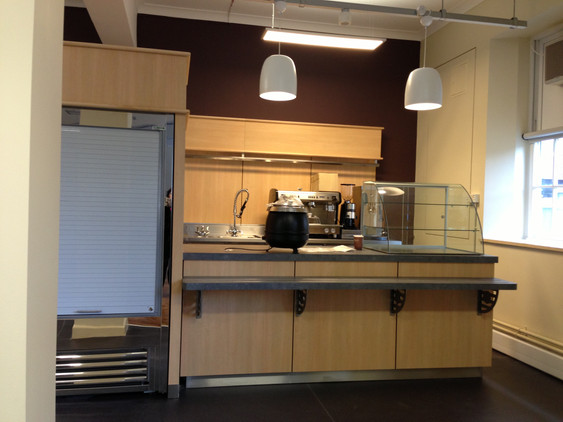 Catering Food service Counters By Dupont Latour