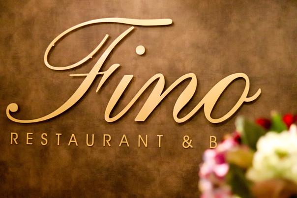 Fino restaurant & bar design by Dupont Latour