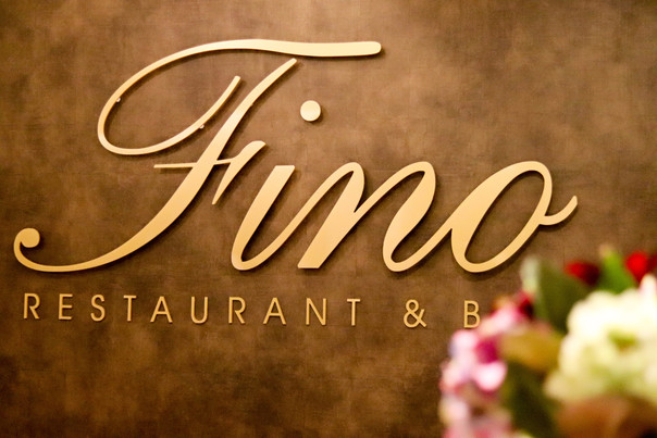 Fino restaurant & bar design by Dupont Latour