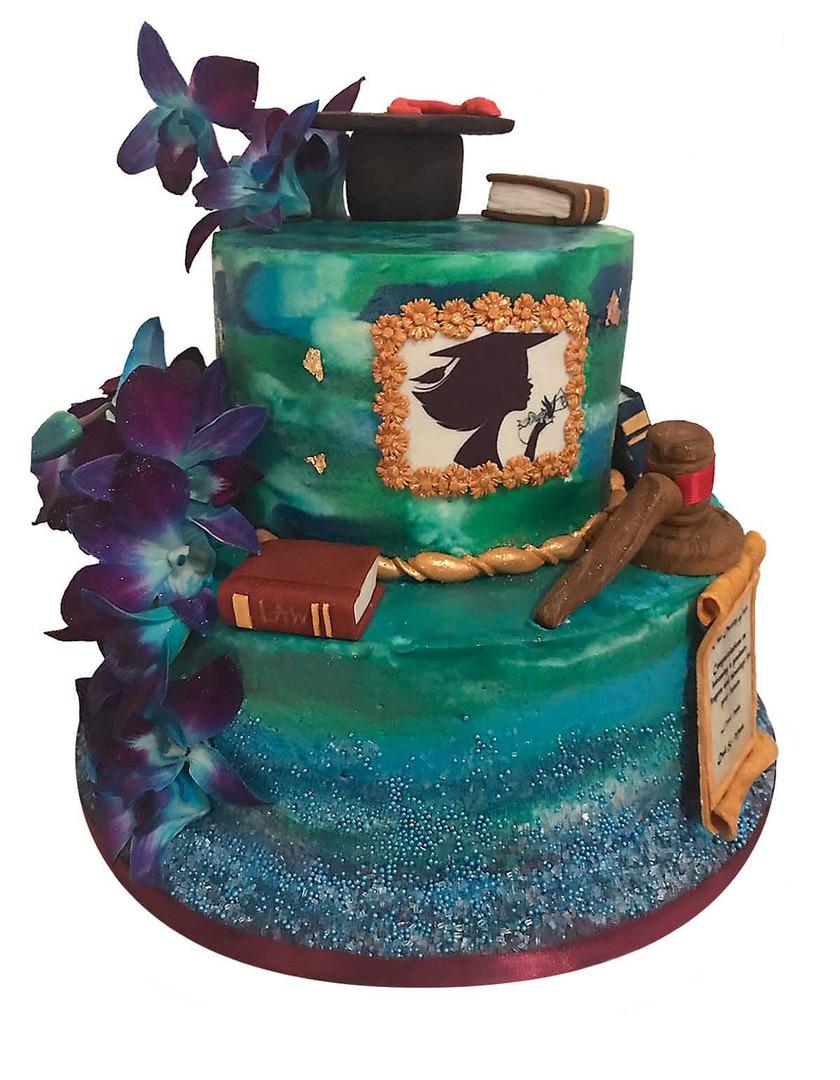 Graduates Cake